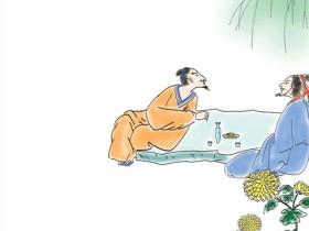 《过故人庄》孟浩然古诗原文翻译及鉴赏