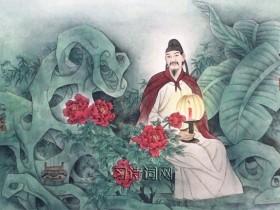 《惜牡丹花》白居易古诗原文翻译及鉴赏