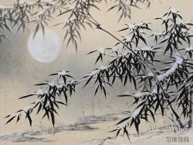 《夜雪》白居易古诗原文翻译及鉴赏