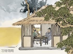 《与梦得沽酒闲饮且约后期》白居易古诗原文翻译及鉴赏