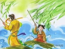 《长干行》崔颢古诗原文翻译及鉴赏